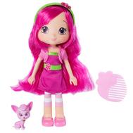 Игрушка Шарлотта Земляничка Кукла Малинка с питомцем, 15 см, кор. (12269), фото 1