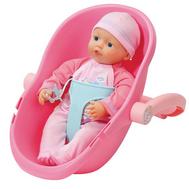 Игрушка my little BABY born Кукла 32 см и кресло-переноска, пол.пакет, фото 1
