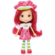 Игрушка Шарлотта Земляничка Кукла Земляничка, 15 см, кор. (12236), фото 1