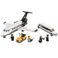 Город Служба аэропорта для VIP клиентов Лего 60102, фото 1