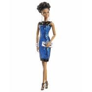 Коллекционная кукла Barbie Night Out Городской блеск Mattel (Маттел) (DGY09), фото 1