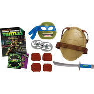 Полный набор боевого снаряжения Черепашки-ниндзя TMNT (Playmates) (92080), фото 1