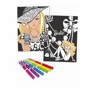 Бархатные постеры Барби-модница Fashion Angels (1002394), фото 1
