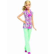 Кукла Барби Профессии Медсестра Mattel (DMP54), фото 1