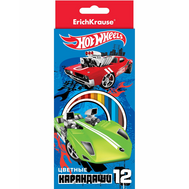 Карандаши Mattel Hot Wheels Super Car 12 цв. (39726), фото 1