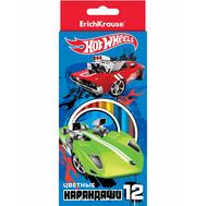 Карандаши Mattel Hot Wheels Super Car 12 цв. (39726), фото 1