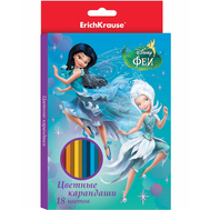 Карандаши Disney Fairie's Party 18 цв. (34954), фото 1
