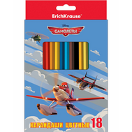 Карандаши Disney Flying Planes 18 цв. (39662), фото 1