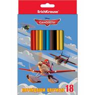 Карандаши Disney Flying Planes 18 цв. (39662), фото 1