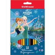 Карандаши Disney Elsa 18 цв. (39716), фото 1