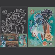 Набор для росписи по холсту Росмэн Disney Холодное сердце (30525), фото 1