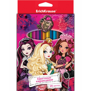 Карандаши Mattel Ever After High 18 цв. (39767), фото 1