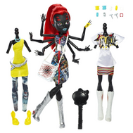 """Кукла Монстр Хай """"Я люблю моду"""" Вайдона Спайдер (CBX44), фото 1"""