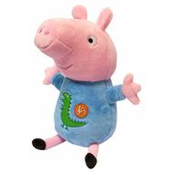 Мягкая игрушка Джордж 25см озвученная Peppa Pig Росмэн (30116), фото 1