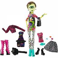 "Кукла Монстер Хай ""Я люблю моду"" Айрис Клопс (CKD73), фото 1"