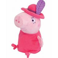 Мягкая игрушка Мама в шляпе Свинка Пеппа (Peppa Pig) (29625), фото 1