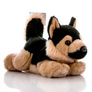 AURORA Игрушка мягкая Немецкая Овчарка 28 см, фото 1