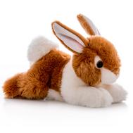 AURORA Игрушка мягкая Кролик коричневый 28 см (300-01), фото 1