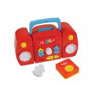 Магнитофон с MP3-плеером и USB 22 см Simba (Симба) (4019531), фото 1