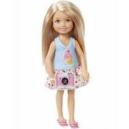 Кукла Barbie Puppy Adventure Челси с камерой (DMD95), фото 1