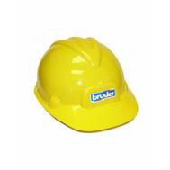 Каска строителя Bruder желтая (10-200*), фото 1