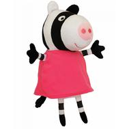Мягкая игрушка Зебра Зои 20 см Свинка Пеппа (Peppa Pig) (25085), фото 1
