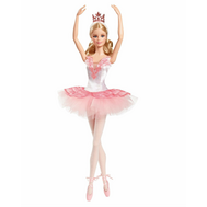Коллекционная кукла Barbie Звезда балета Caucasian, Pink Label (DGW35), фото 1