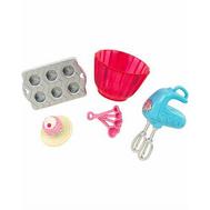 Мини-набор для декора Выпечка кексов Barbie (CFB52), фото 1