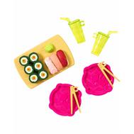 Мини-набор для декора Суши Barbie (CFB51), фото 1