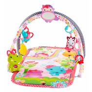 Развивающий коврик Fisher Price для девочек розовый (DFP64), фото 1