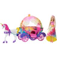 Кукла Barbie Радужная карета (DPY38), фото 1
