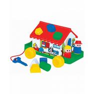 Игровой дом Полесье (П6028), фото 1