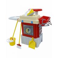 Набор INFINITY basic со стиральной машиной Полесье (П42293), фото 1