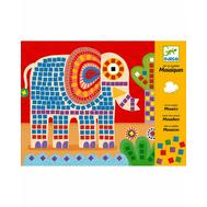 Мозаика Djeco Слон и Улитка (08895), фото 1
