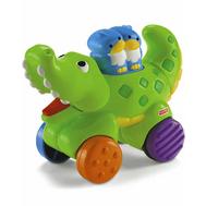 Каталка Веселый крокодил Fisher Price (Фишер Прайс) (N8161), фото 1