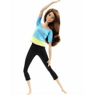 Кукла Barbie Безграничные движения в голубом (DJY08), фото 1