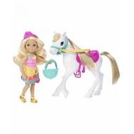 Кукла Barbie Челси и пони (DLY34), фото 1