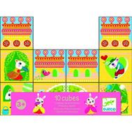 Набор кубиков Djeco Замок принцессы (08205), фото 1