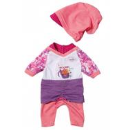 """Одежда для Куклы Бэби бон """"Одежда модная"""" розовый головной убор (819-371-1), фото 1"""
