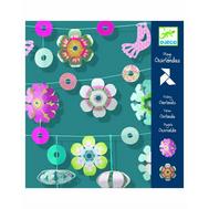Набор для творчества Djeco Бумажные цветы (08768), фото 1