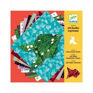 Набор для творчества Djeco Оригами 100 листов (08763), фото 1