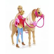 Игровой набор Barbie с танцующей лошадкой (DMC30), фото 1