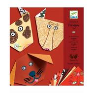 Оригами Djeco Бумажные животные (08761), фото 1