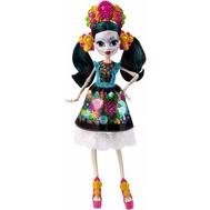 Коллекционная кукла Monster High Скелита Калаверас (DPH48), фото 1