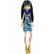 Кукла Monster High Главные персонажи Клео де Нил (DNV68), фото 1