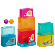 Игрушка Hasbro Playskool Складная башня (B5847), фото 1