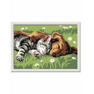 Раскраска по номерам Сладкий сон Ravensburger (27854), фото 1