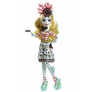 Кукла Monster High Пиратская авантюра Лагуна Блю с питомцем (DTV91), фото 1