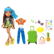 Bratz! В путешествии, кукла делюкс Жасмин (538202), фото 1