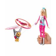 Кукла Barbie Космические приключения с летающим котом Попкорном (DWD24), фото 1